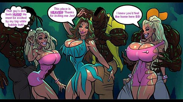 Once You Go Black... You Never Go Back! (IR Comics PMV)