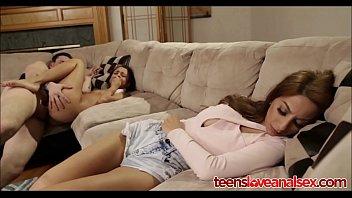 Ass Fucked Girlfriends Teen Sister While Girlfriend Slept - TeensLoveAnalSex.com