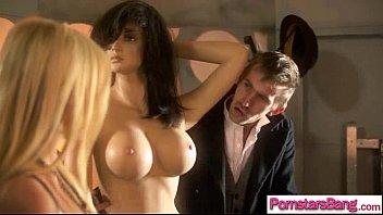(georgie leigh victoria) Pornstar Like Hard Style Sex With Big Monster Cock Stud mov-11 7 min