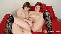 Lesbians Sosha And Aurora Fingering Pussies 6 min