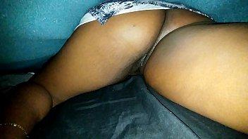 Horny black girl wet pussy