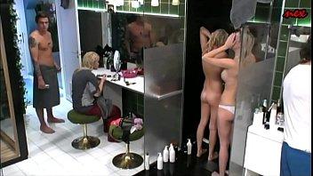 BBNO2011-Day30-Caroline&Benedikte&Lene&Silje&Siv Nude&ToplessShower BC  byNex