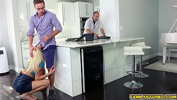 Tiffany Watson bends over for doggystyle fuck