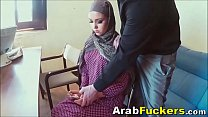 Arab Girl Looking For Job Tricked Into Fucking (كس) - http://www.xibata.com