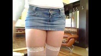 mature in mini skirt   23