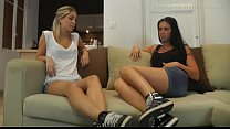 f. to Worship her sister's stinky feet