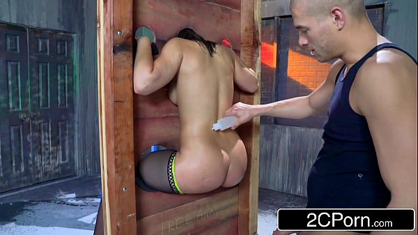 Stuck Abella Danger Is Ready to Be Ass-Fucked By Whoever Wants It