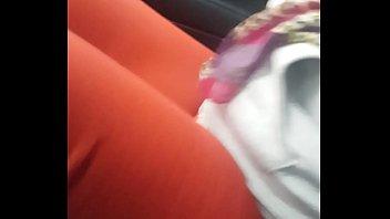 Mamada en el carro
