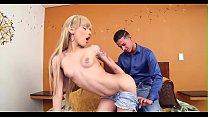 Large wang slut enjoys anal fucking