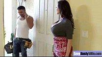 Hard Style Sex On Tape With Big Melon Tits Hot Mommy (ariella ferrera) movie-02