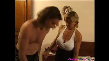 Experienced French wife with a y. lover
