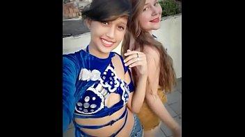 Dançando - Mariana e Yaya