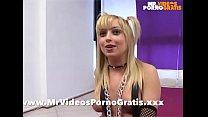 Argentina XXX se coje una gran pija por el culo - Rubias19 follando