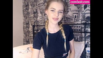 19 Year Old Teen Shows Her Perfect Tits On Webcam Part 1
