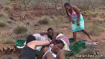 real african safari sex orgy 12 min