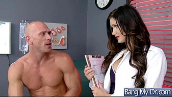 (kendall karson) Horny Patient And Dirty Mind Doctor Banging Hardcore movie-28