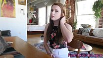 Cockriding stepsis banged by big cock
