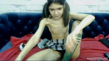 19yo Webcam Slim Girl Latvia