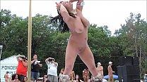 Nude Big Boobs Strippers Dancing in Public - xdance.stream