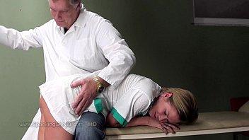 Coras spanking