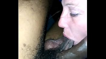 she put my dick all in her mouth