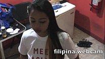 AsiansLive.Webcam Filipinas upskirt panties fetish in hotel Asian hookers dance