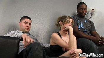White wife black dude