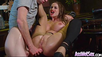 Lovely Cute Girl (Cathy Heaven) Like Her Big Butt Nailed On Camera movie-25