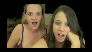 Webcam girls awesome reactions to selfsucking and cum in mouth - more videos on CAMSBARN.com