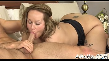 Sultry mom screwed by a sexy lad 5 min