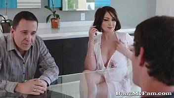 Beautiful Aussie Yasmin Scott Bangs Awe-Struck Nephew
