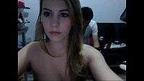 cogiendo en la webcam 33 min