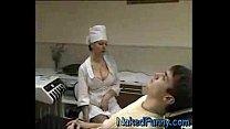 Cleavage Nurse Prank