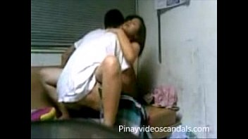 Pinay Home Sex Video of Asian Couple - watch more on Pinayvideoscandals.com