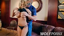 A whore Kayla Kayden  seduces me when I'm going to have a d.