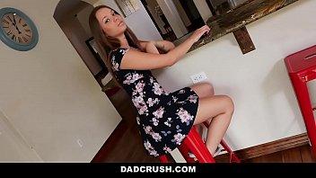 DadCrush - Smoking Hot Stepdaughter (Liza Rowe) Bribed & Fucked
