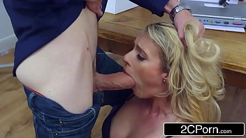 Submissive Teacher Brittany Bardot Has Rough Sex With Her Student