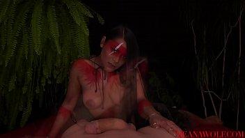 Meana Wolf - Impregnation Fantasy - Amazon Breeding Ritual 60 sec