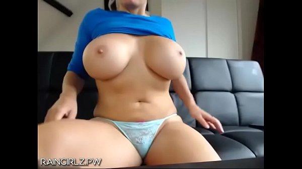 RainGirlz.PW BIg Titty MILF Squirts Her Guts Out