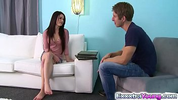 Amateur gf Lacie pounded hard by her boyfriend