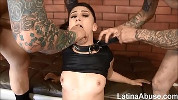 (new) Mandy Muse returns to get throated, Ass Fucked And DPd