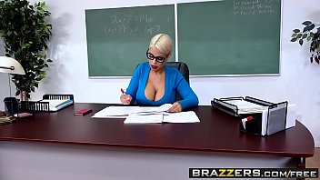 Big Tits at School - Teachers Tits Are Distracting scene starring Bridgette B  Alex D 8 min