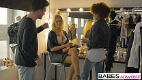Babes.com - The Black Corset Odyssey Part 1  starring  Cherry Kiss and Luke Hotrod clip