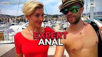 Sexe anal: techniques de pros (tutorial avec Jean-Marie Corda et Nastya)