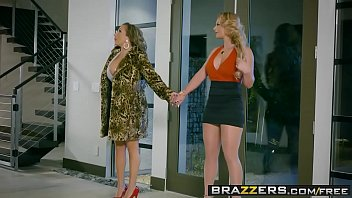 Brazzers - Hot And Mean -  Whore On Whore scene starring Phoenix Marie and Richelle Ryan