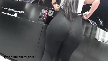 Latina in with a ROUND Booty
