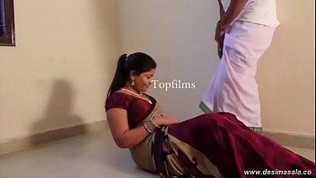 desimasala.co - Sashi aunty massage and romance by her servant