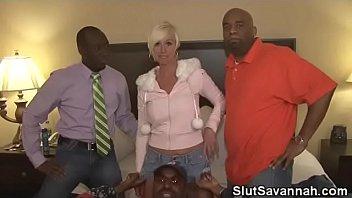Slut Savannah - Anaconda and friends