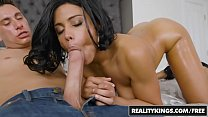 RealityKings - Round and Brown - Brad Knight Quinn Coco - Ass On Quinn
