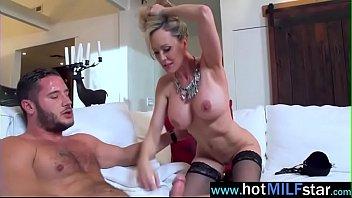 Long Hard Big Cock Ride By Naughty Slut Milf (brandi love) video-10